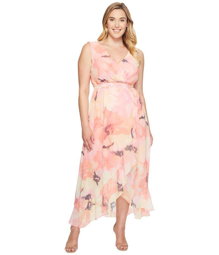 Nine West Dress Printed Faux Wrap Dress   Prodotti di bellezza