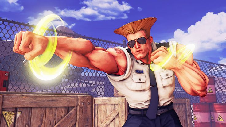 """Guile to Join Street Fighter 5 Roster This Month  Guile will join the Street Fighter V character line-up """"later this month"""" alongside an April update that adds a rage quit system to the game.  The classic character who first appeared in Street Fighter II sports his classic haircut and moves (""""Sonic Boom!"""") - you can see a detailed overview of his style and specific techniques on Capcom Unity.   Guile in Street Fighter V.  Continue reading  https://www.youtube.com/user/ScottDogGaming…"""