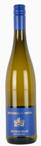2014er MR Gewürztraminer QbA trocken Restzuckergeh.2.50 g/L  Säuregehalt6.20 g/L  Alkoholgehalt12.50 %vol