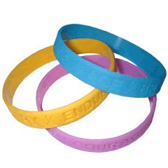 Gallery - Bespoke wristbands from i4c Publicity Ltd, one of the leading providers of high-quality promotional merchandise.  http://i4cpublicity.co.uk/