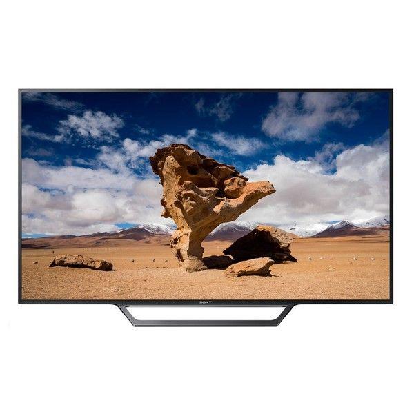 nice Smart TV LED 48 ´ Sony KDL - 48W655D com Conversor Digital 2 HDMI 2 USB Wi - Fi Foto Sharing Plus Miracast Preta