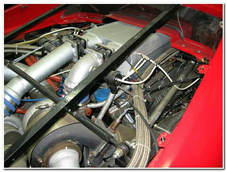 """NORWOOD P4 288 GTO """"CAVALLO VOLANTE"""""""