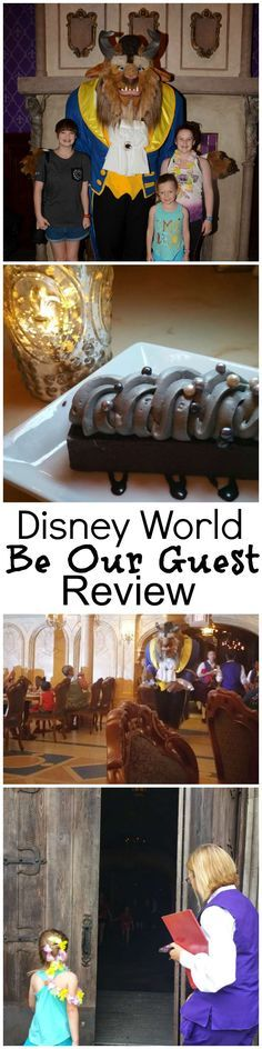 Disney World Be Our Guest Review!