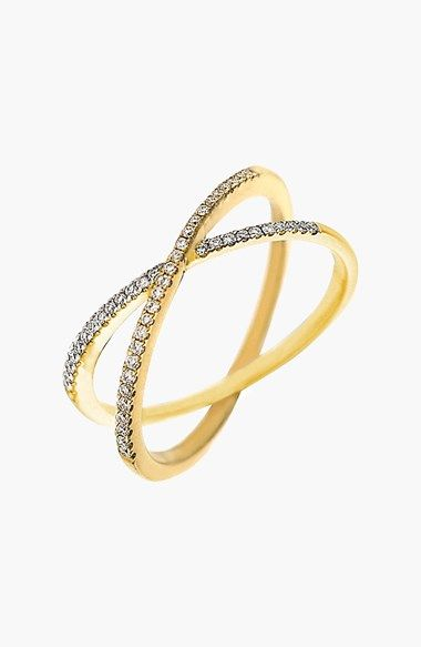 Perfect middle finger ring | @nordstrom #nordstrom