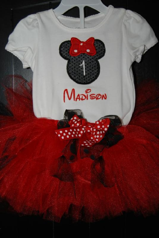 Minnie Mouse Birthday shirt & Tutu  http://www.etsy.com/listing/88953630/minnie-mouse-birthda http://bizspeaking.com/s/9S5k