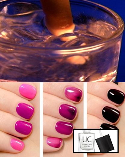 New nail polish detects drugs in drinks... ladies I think this is brilliant!  I just hope to hear it really works