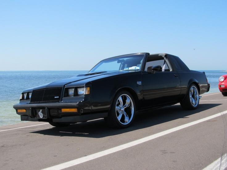87 Buick Grand National TA49 turbo, 400HP 0-60 < 5 secs