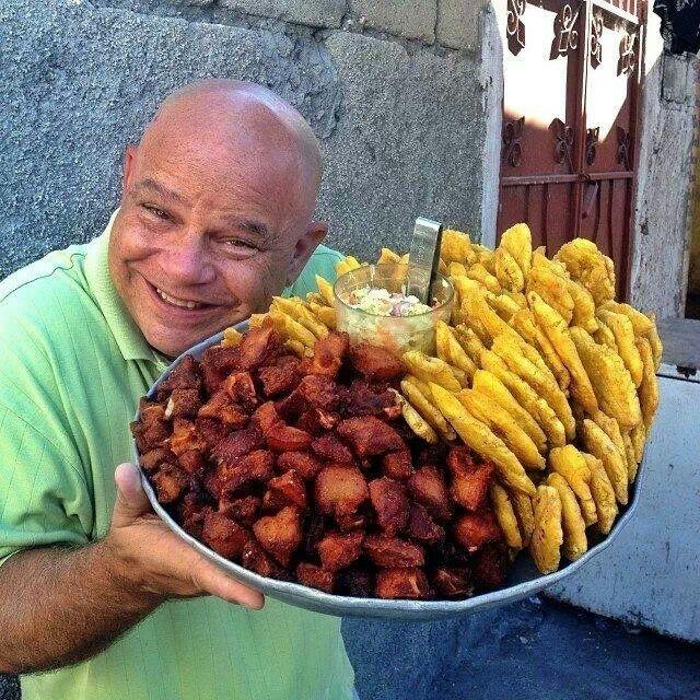 Vegetarian Haitian Food Recipes