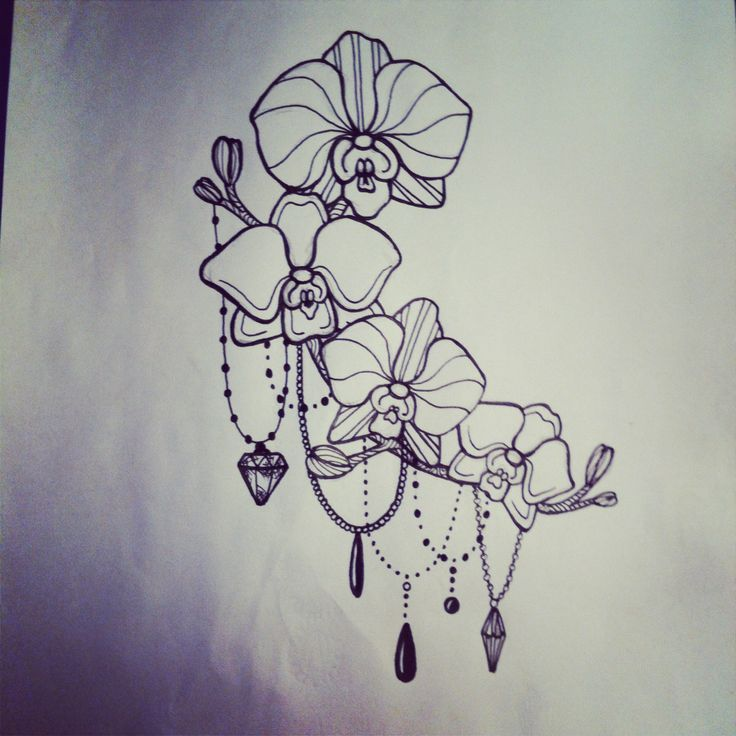 25+ beautiful Jewel tattoo ideas on Pinterest | Ankle henna tattoo ...