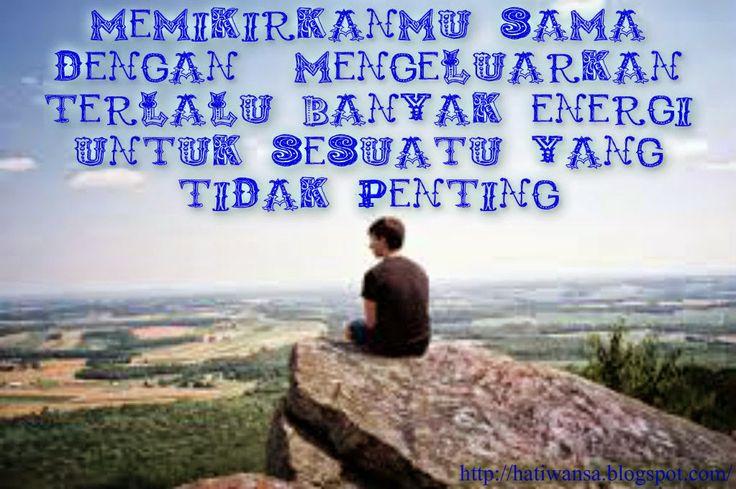 Memikirkanmu