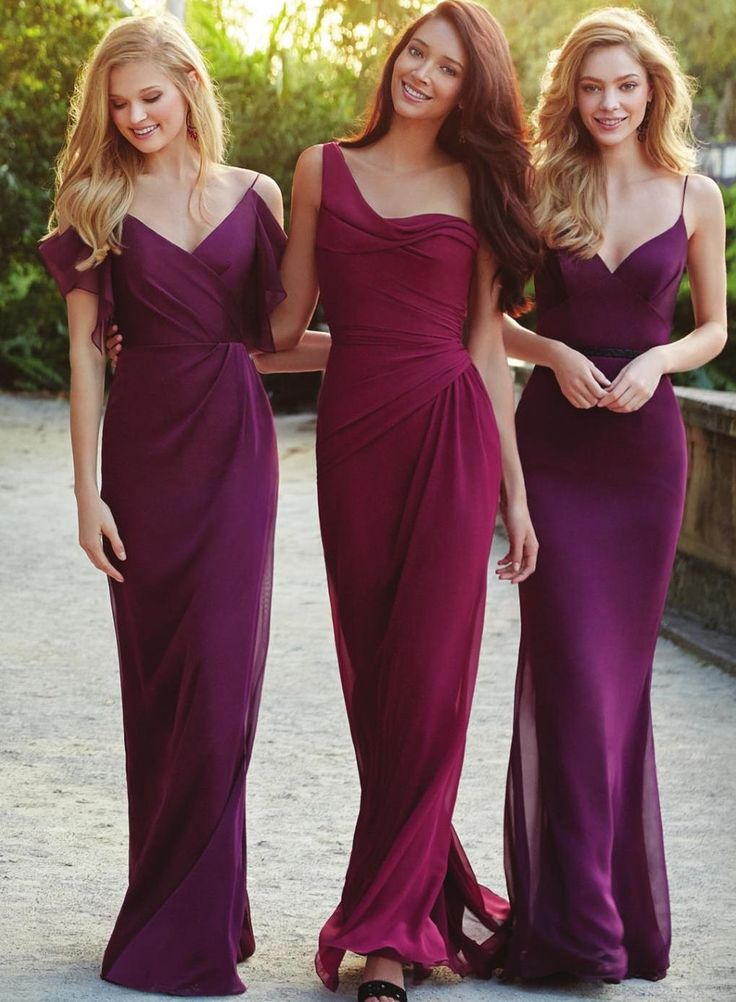#ClippedOnIssuu from The Knot Summer 2015   These are the colors for the bridesmaid dresses.