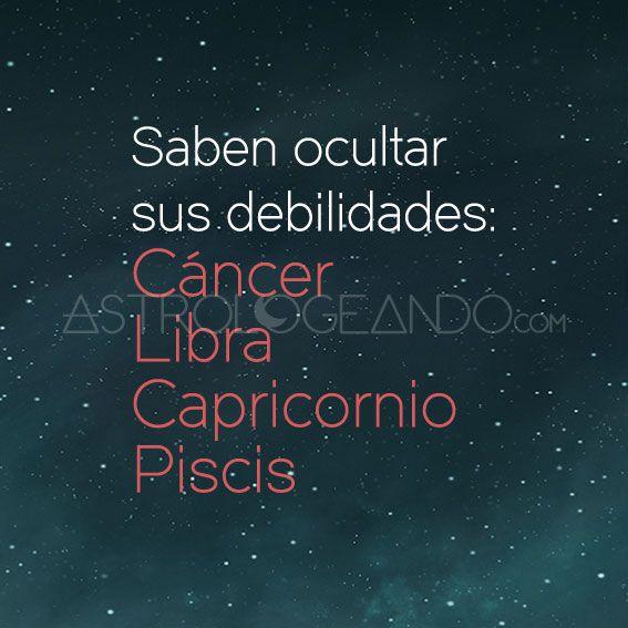 #Cáncer #Libra #Capricornio #Piscis #Astrología #Zodiaco #Astrologeando