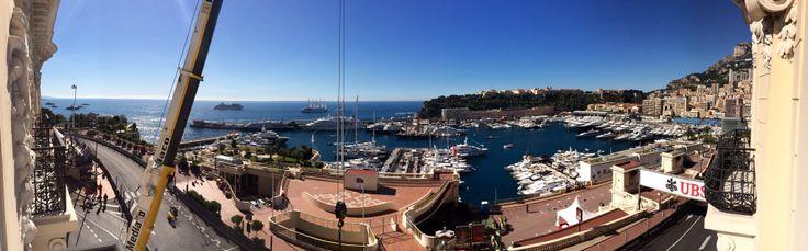 Monaco, Hotel Hermitage, 2014
