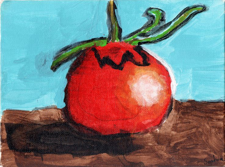 Sophia - Still tomato