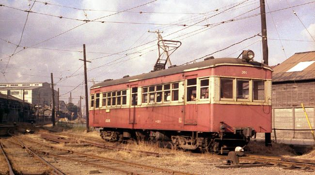 銚子電鉄1974年