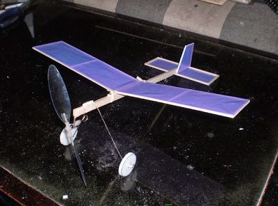 How to Make Electric Aircraft Rubber