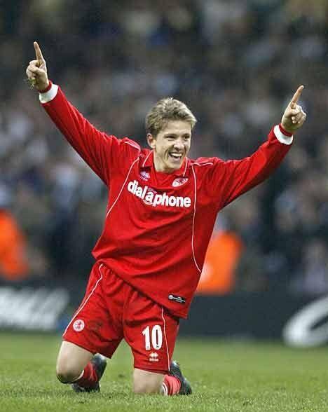Happy birthday to former Middlesbrough fans favourite, Juninho Paulista. 'The little fella'