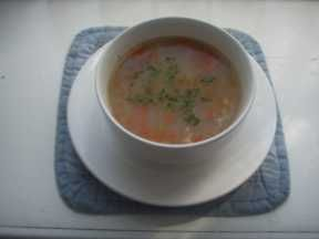 Recipe for Scotch broth