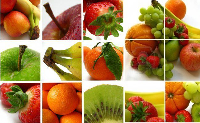 Weight loss -  low calorie fruit list.