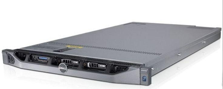 Dell PowerEdge R210 II Intel i3-3220 3rd Generation 3.3 GHz  2 GB 250 GB