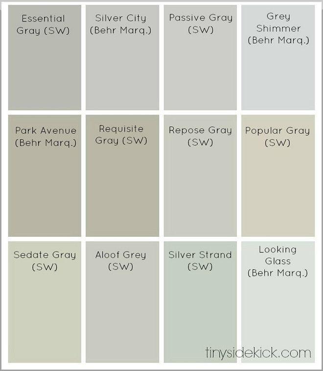 Neautral Colors: 366 Best Images About Color Palette Ideas On Pinterest
