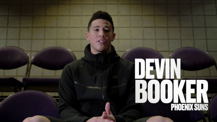 "Peep The Devin Booker x Nike ""Come Out Of Nowhere"" Series"