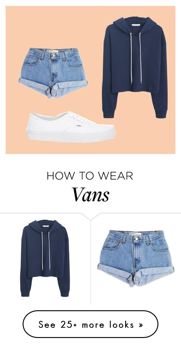 """30"" by anisimova-i on Polyvore featuring Levi's, MANGO and Vans"