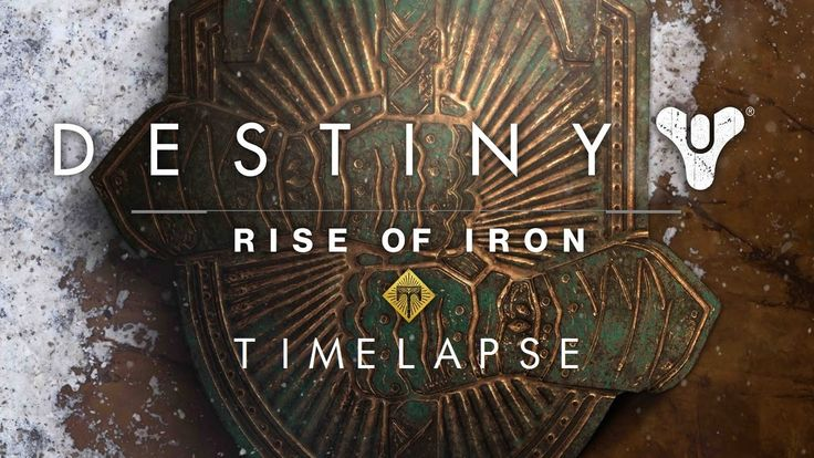 Rise of Iron Timelapse