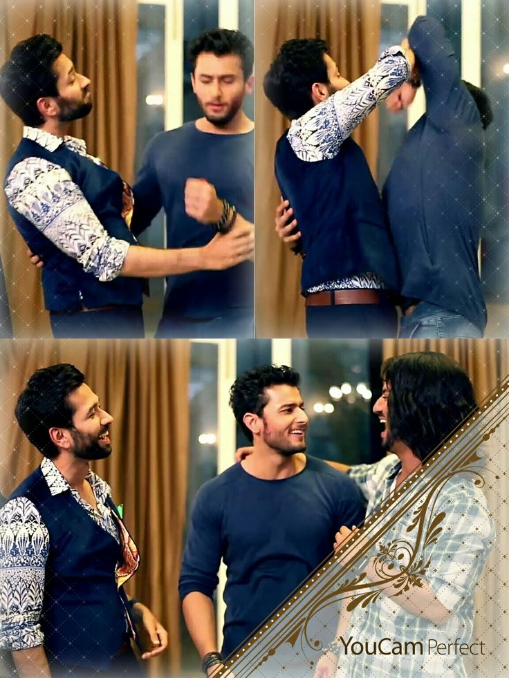 The ISQBAAAZ Brother's Bromance...☺;-)...