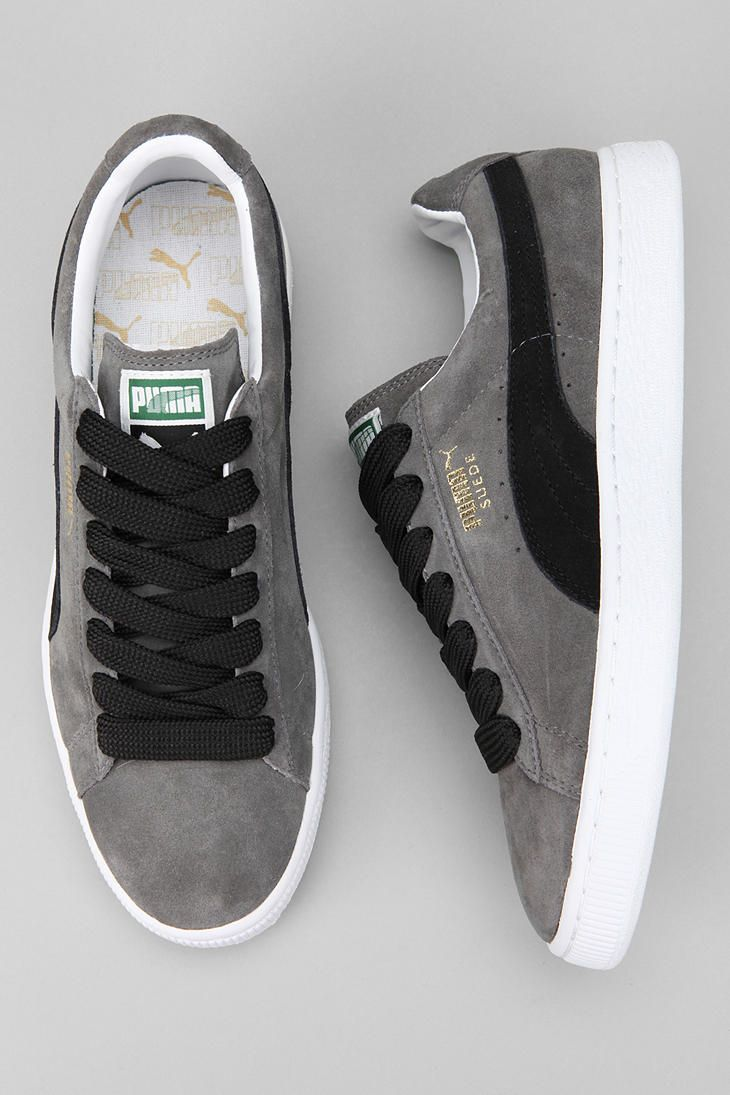 Puma Suede Sneaker  #UrbanOutfitters http://www.95gallery.com/