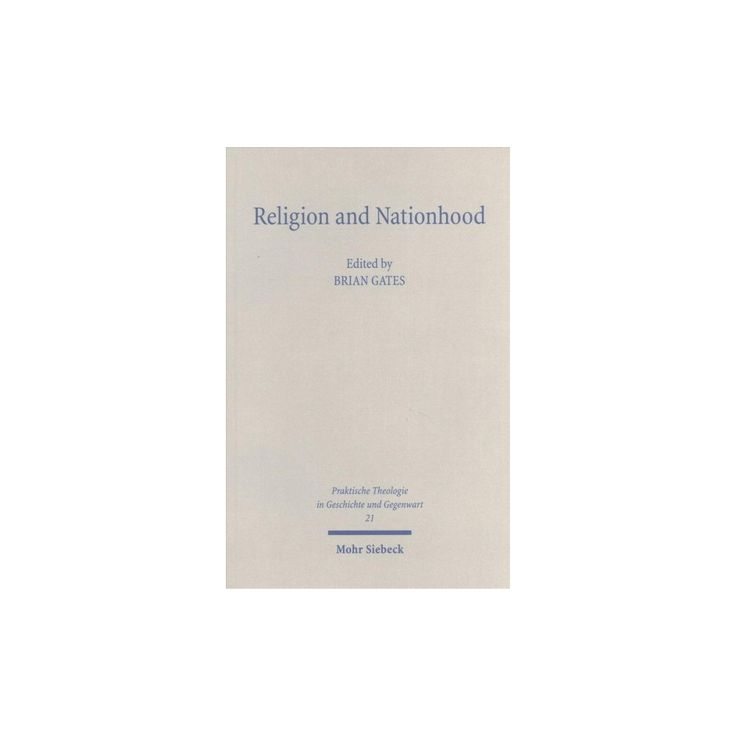 Religion and Nationhood : Insider and Outsider Perspectives on Religious Education in England