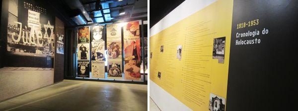 Museu do Holocausto. Curitiba/PR.
