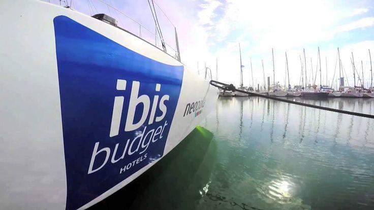 Un partenariat a été noué entre Ibis Budget et Jean Le Cam en un temps record. Ibis Budget devient donc partenaire du célèbre marin à la forte personnalité, pour peut-être la plus belle course au monde. C'est une belle aventure technique, sportive mais nous la pensons avant tout humaine. #Brest #JeanLeCam