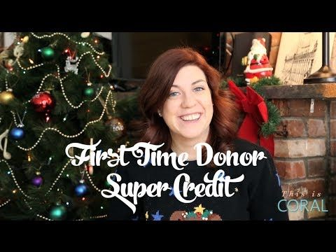 Don't forget to include your charitable donations on your taxes!  Learn all about the charitable donations SUPER CREDIT here