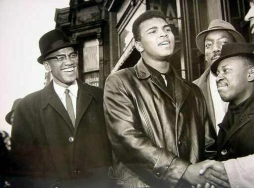 Malcolm X's decision to leave the Nation of Islam led to their fallout which Muhammad Ali describes as one of the biggest mistakes in his life.