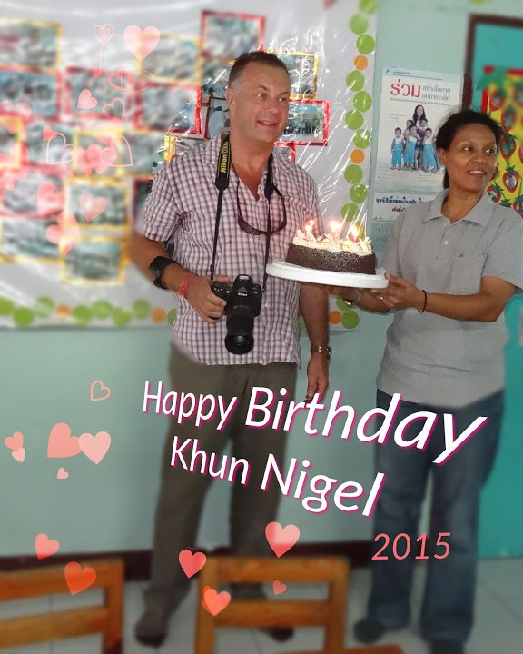 2015.05 Phill and Nigel birthday - Bangkok SM Hub
