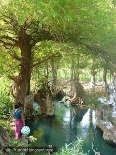 Río Jordán, Huehuetenango