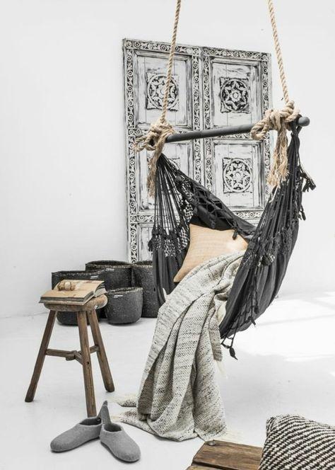 Hängematte Selber Machen   Stück Mit Holz Gestell Oder Ständer