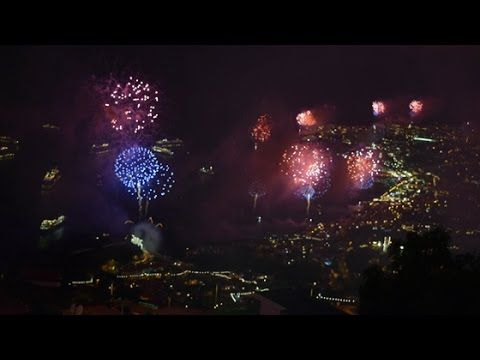 New Year's Eve in Madeira 2015 2016 - Show of Fireworks