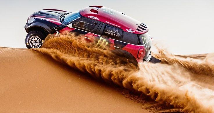 Dakar 2015: MINI