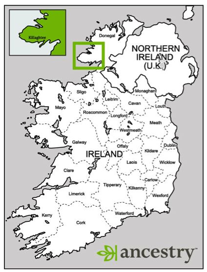 how to find my irish ancestors for free