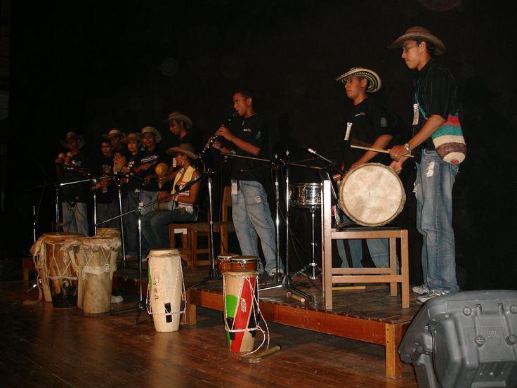 II Encuentro Semilleros de Danza Y Música Seccionales Universidad de Antioquia Ensamble Musical.