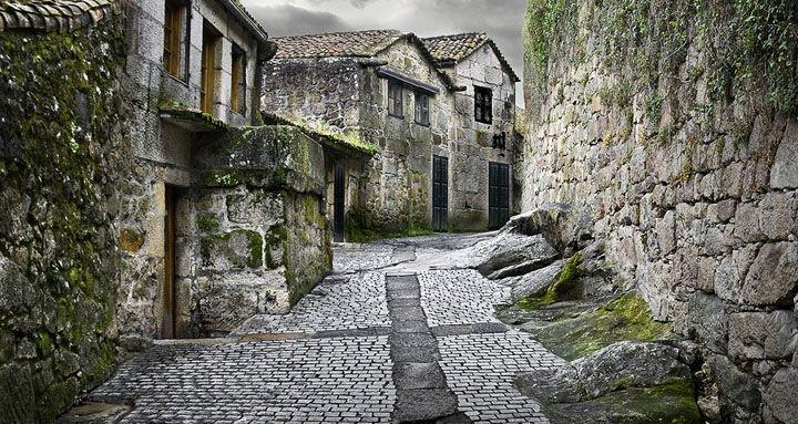 Tui, el pueblo más medieval de Pontevedra