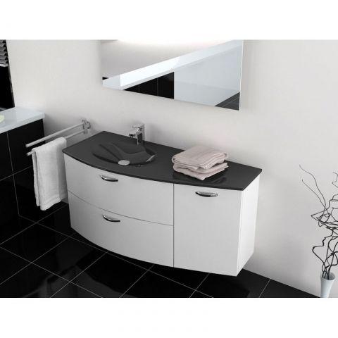 shine vanity unit with basin
