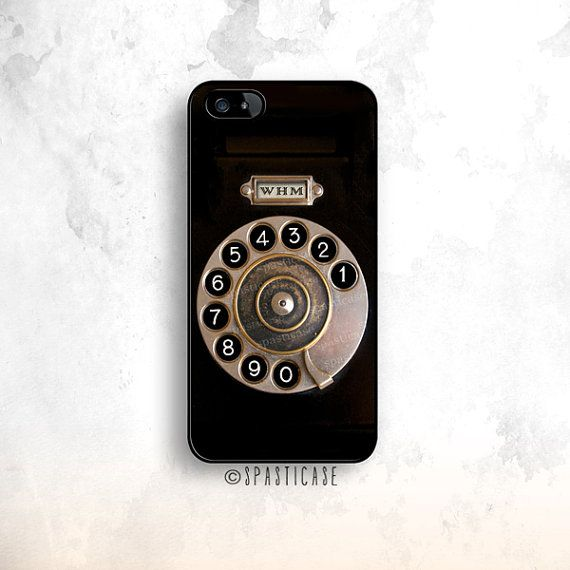 Rotary Phone iPhone 6 Case Old Phone iPhone 6S Case by SpastiCase