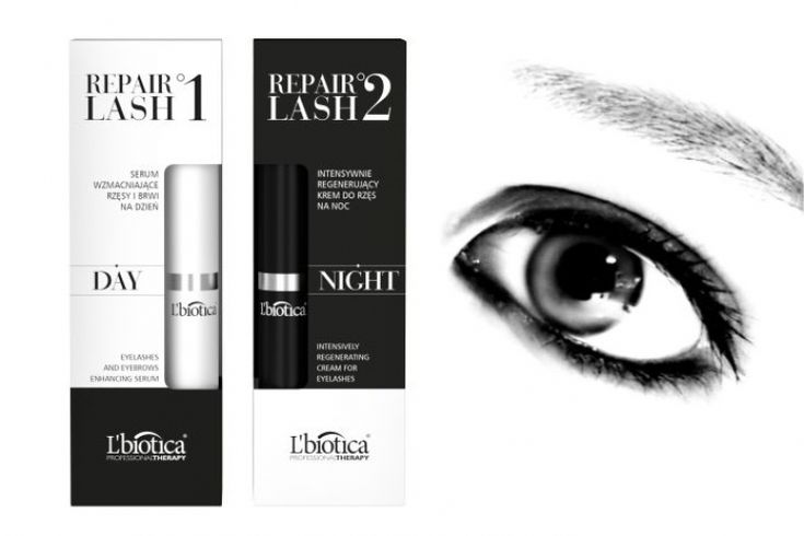 L'biotica Repair Lash °1 Day i °2 Night