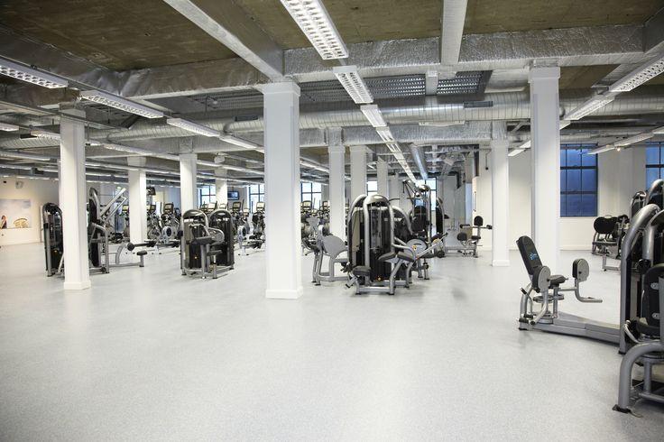 The Gym, Jamaica Street, Glasgow