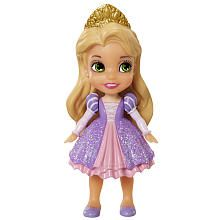 My First Disney Princess 3 inch Mini Toddler Doll - Rapunzel Sparkle Collection