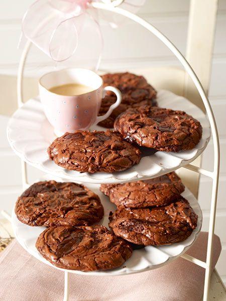 Schoko-Cookies backen - so geht's Schritt für Schritt