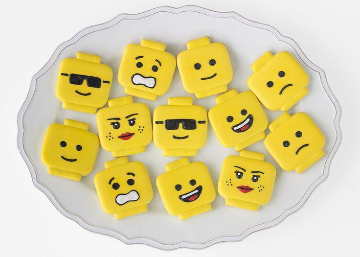Postreadicción: Galletas decoradas, cupcakes y cakepops: Fiesta Lego